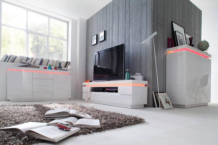 Living room by mebel4u, Minimalist