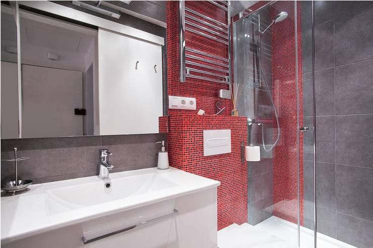 Amplix Groupが手掛けた浴室