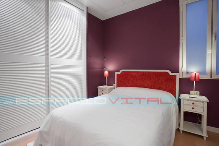 Schlafzimmer von Javier Zamorano Cruz,