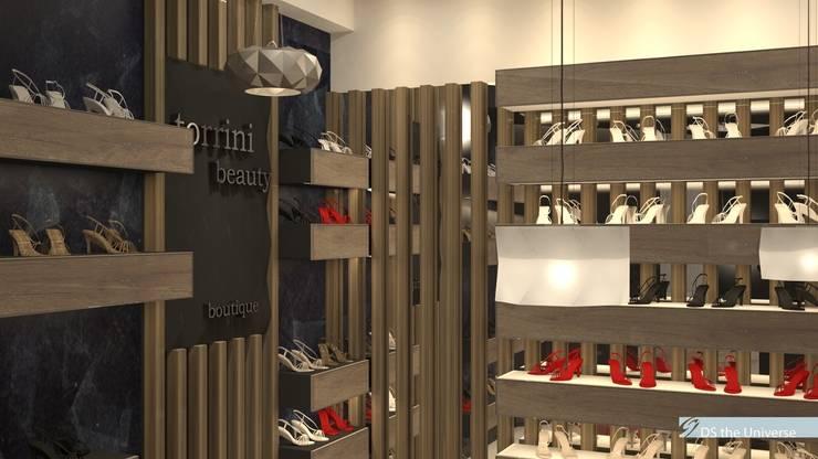 Обувной бутик:  в . Автор – DS the Universe