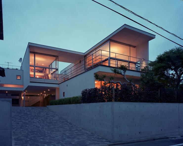 フラッツ5+1: 西島正樹/プライム一級建築士事務所 が手掛けた家です。