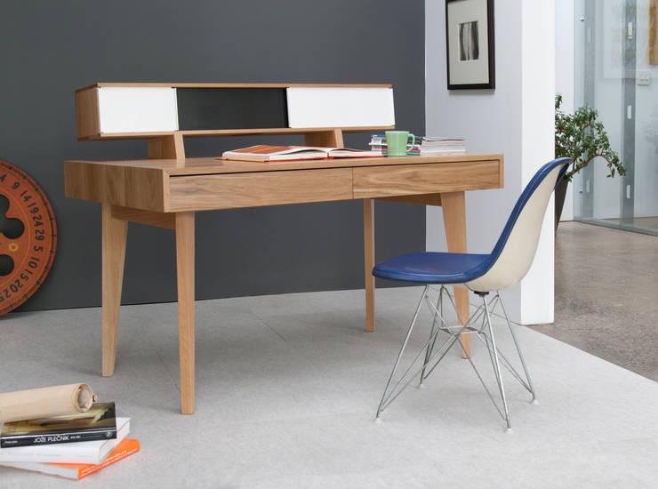 Audio Desk:  Study/office by Symbol Audio
