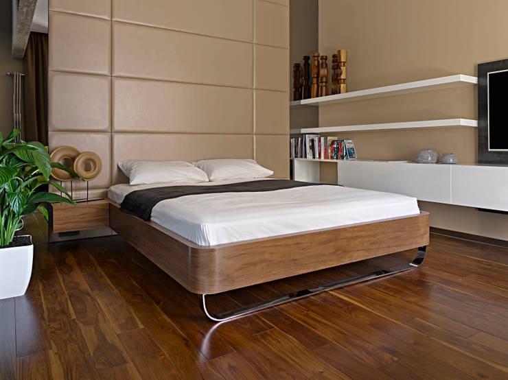 DEEP HOUSE: Спальни в . Автор – Max Kasymov Interior/Design