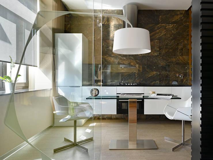 DEEP HOUSE: Кухни в . Автор – Max Kasymov Interior/Design