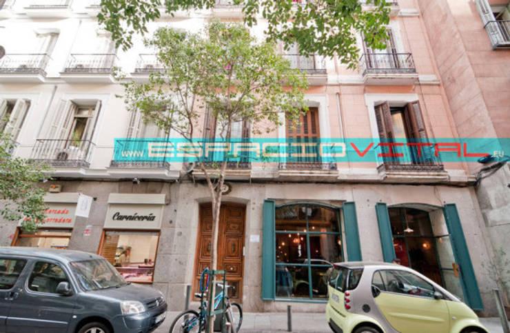 Apartamento SkyLine: Casas de estilo  de Javier Zamorano Cruz