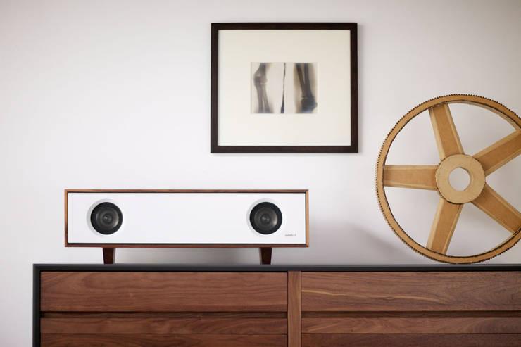 Multimedia room by Symbol Audio