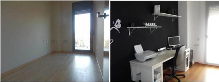 Decoración piso Sabadell:  de estilo  de Home Staging Tarragona - Deco Interior
