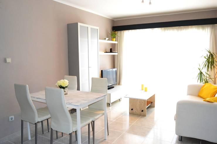 Varios trabajos: Comedores de estilo  de Home Staging Tarragona - Deco Interior