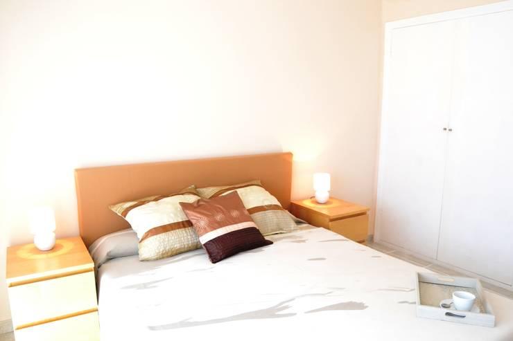 Varios trabajos: Dormitorios de estilo  de Home Staging Tarragona - Deco Interior