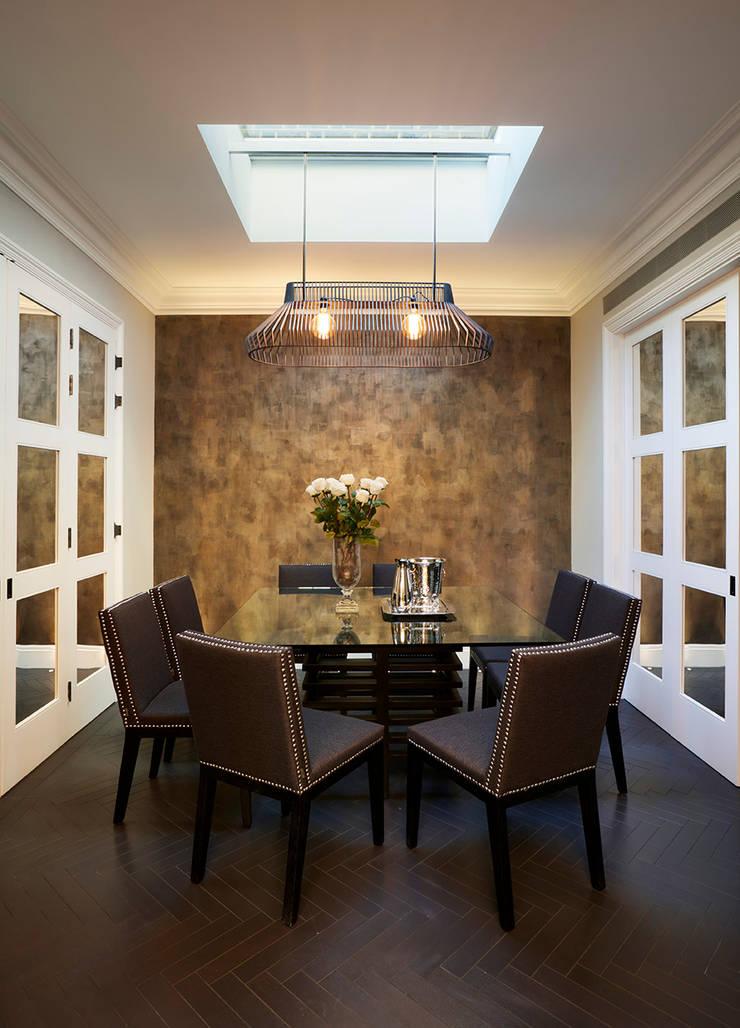 Столовые комнаты в . Автор – Tyler Mandic Ltd, Модерн