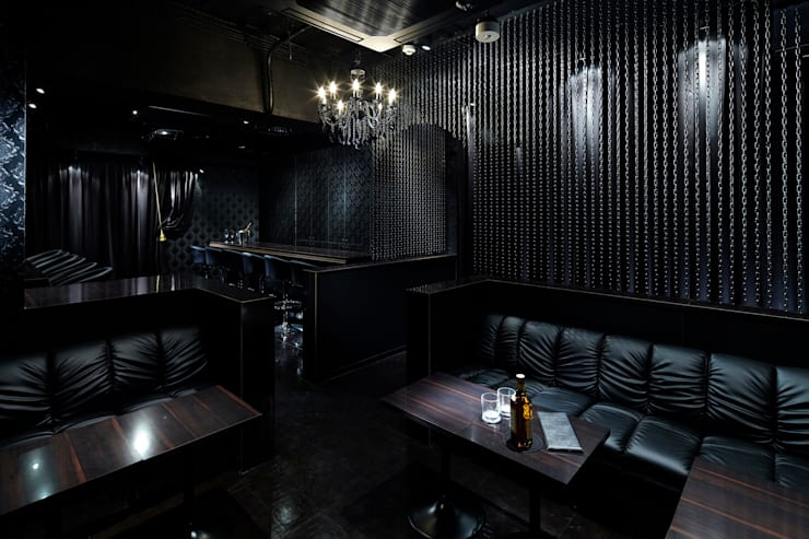 Bars & clubs by 谷山武デザイン事務所, Modern