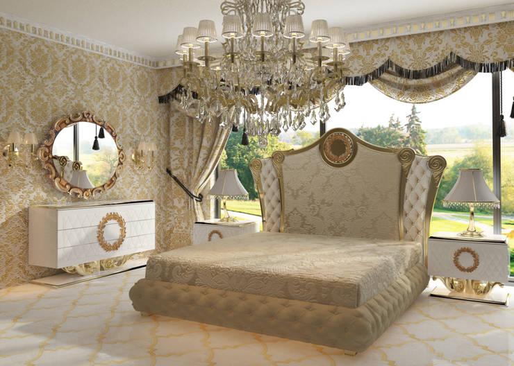 Schlafzimmer von Inan AYDOGAN /IA  Interior Design Office