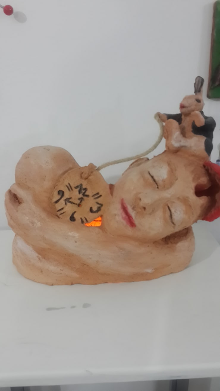 Berna Duman Seramik Atolyesi – Alice Harikalar Diyarında:  tarz Sanat