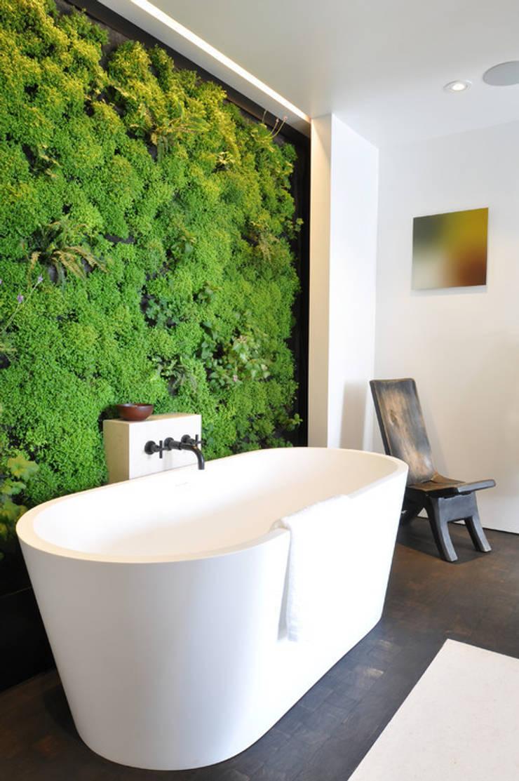 Bagno al profumo muschiato: Bagno in stile  di Dotto Francesco consulting Green