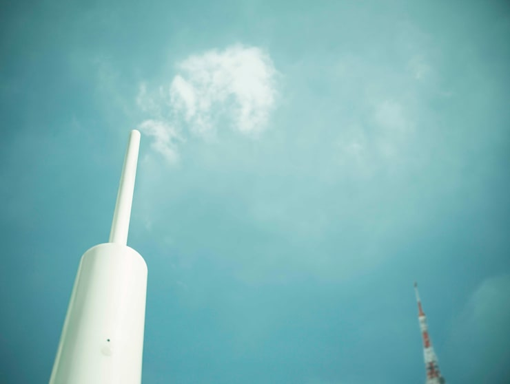 Chimney (Humidifier): Takeshi Ishiguro Creative Labが手掛けた家庭用品です。
