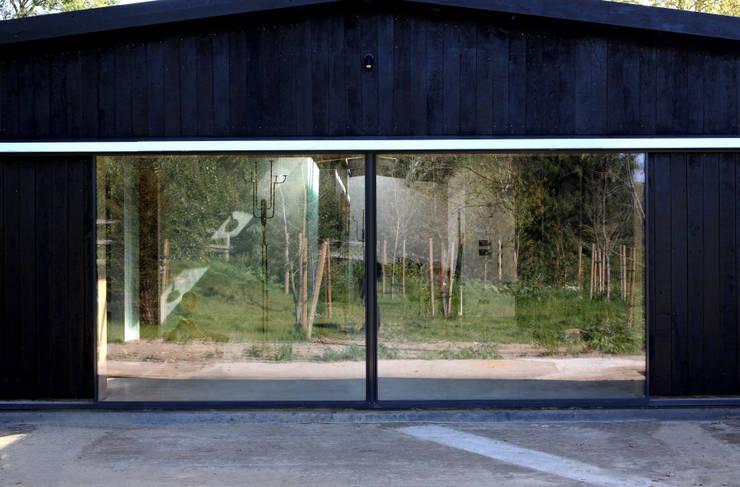 Basing Farm:  Windows  by IQ Glass UK