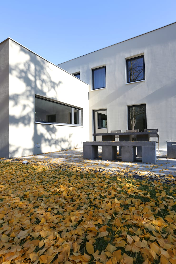 Rumah Modern Oleh Neugebauer Architekten BDA Modern