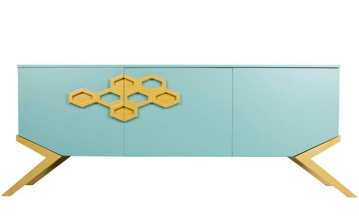 Colección Casa Decor 2014_ Chaise longue: Hogar de estilo  de moreandmore design