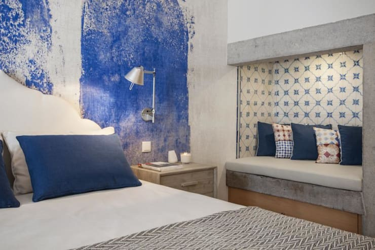Arabian Room: Quartos modernos por Ana Rita Soares- Design de Interiores