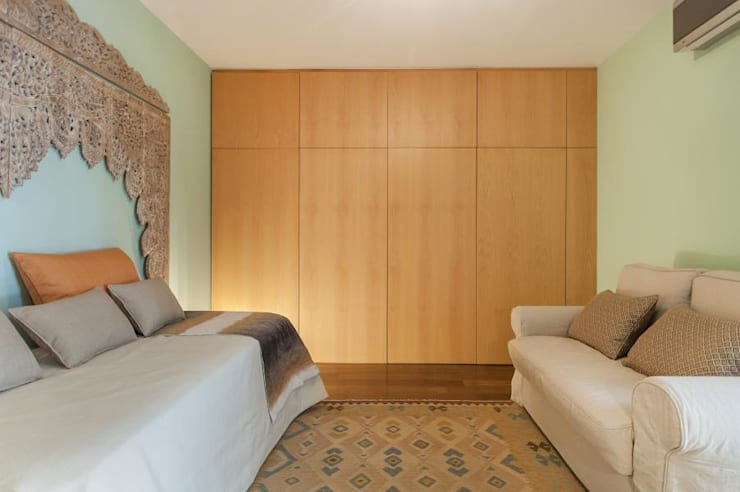 Morocan Room: Quartos  por Ana Rita Soares- Design de Interiores