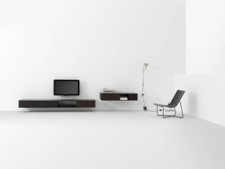 Landscape: minimalistische Woonkamer door Pastoe