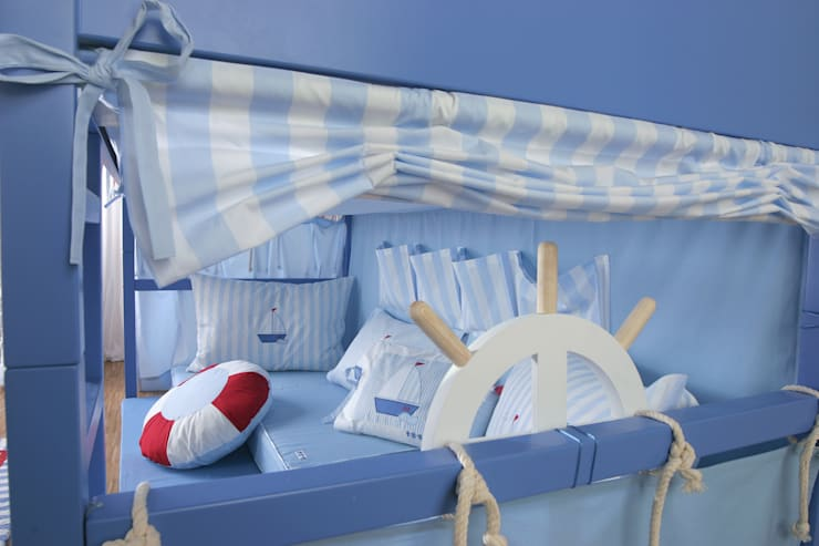 Nursery/kid's room by The Baby Cot Shop