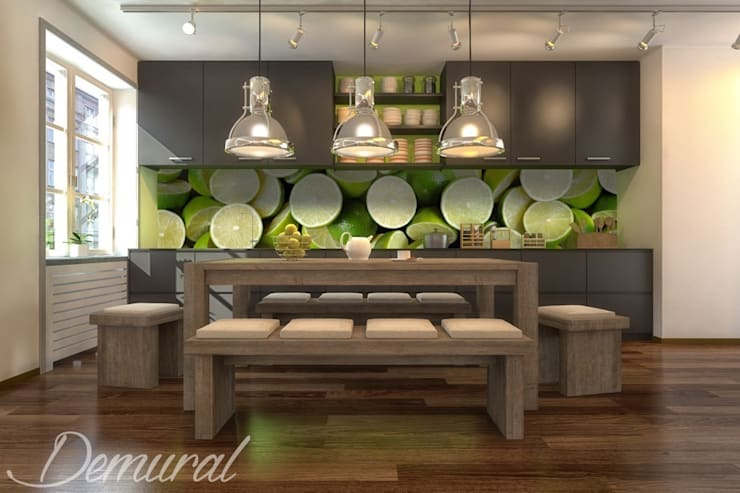 It's time for Margarita:  Kitchen by Demural