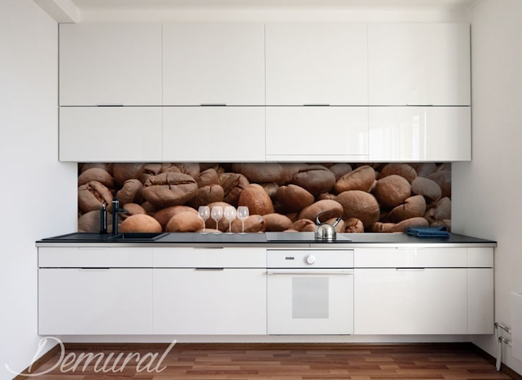 Coffee beans:  Kitchen by Demural