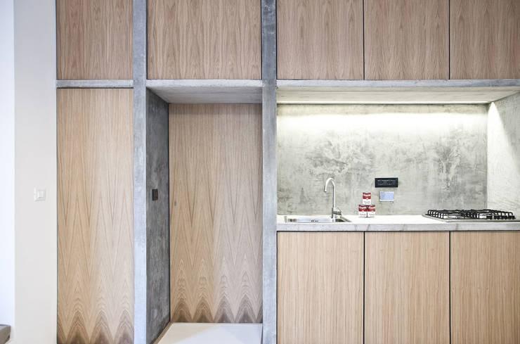 Kitchen by R3ARCHITETTI