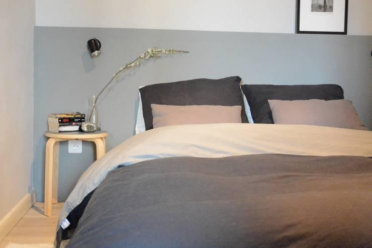 Projekty,  Sypialnia zaprojektowane przez Insides