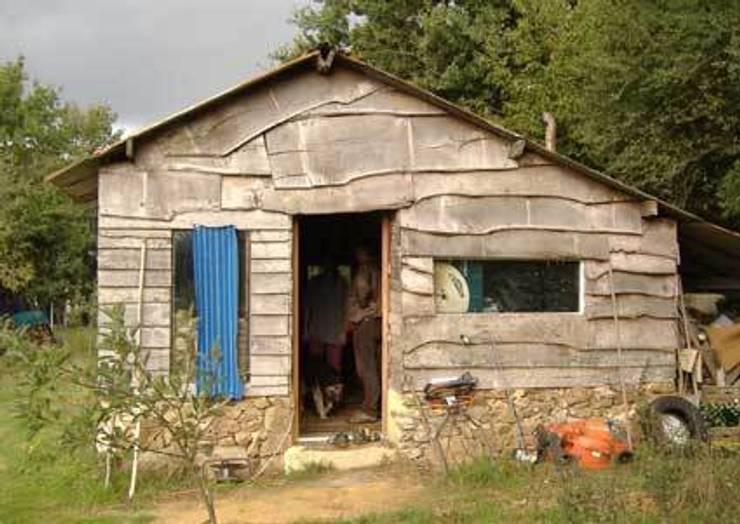 maison ecolo:  de style  par pierresverte.com
