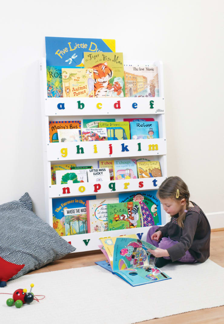 Tidy Books Children's Bookcase - white:  Nursery/kid's room by Tidy Books