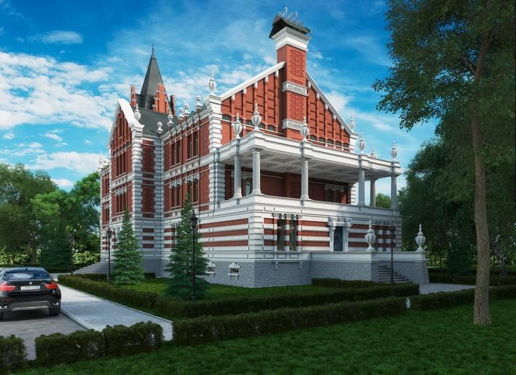Отель <q>Венеция</q>: Дома в . Автор – Максим Любецкий