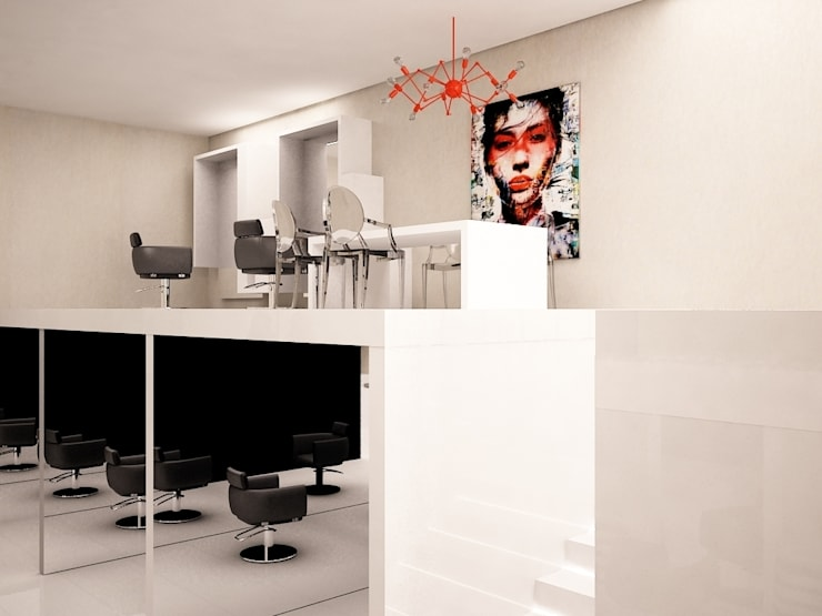 Beauty salon: Спа в . Автор – SHKAF interior architects