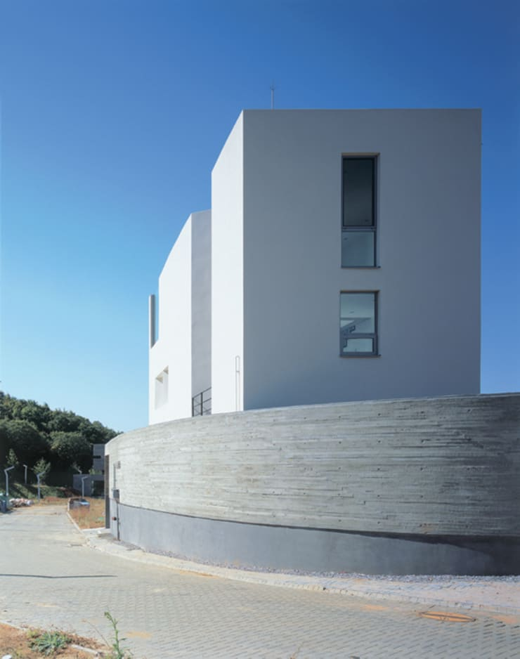 ASK Studio: ISON ARCHITECTS의  전시장