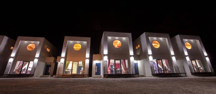 Hotels by 건축디자인팩토리