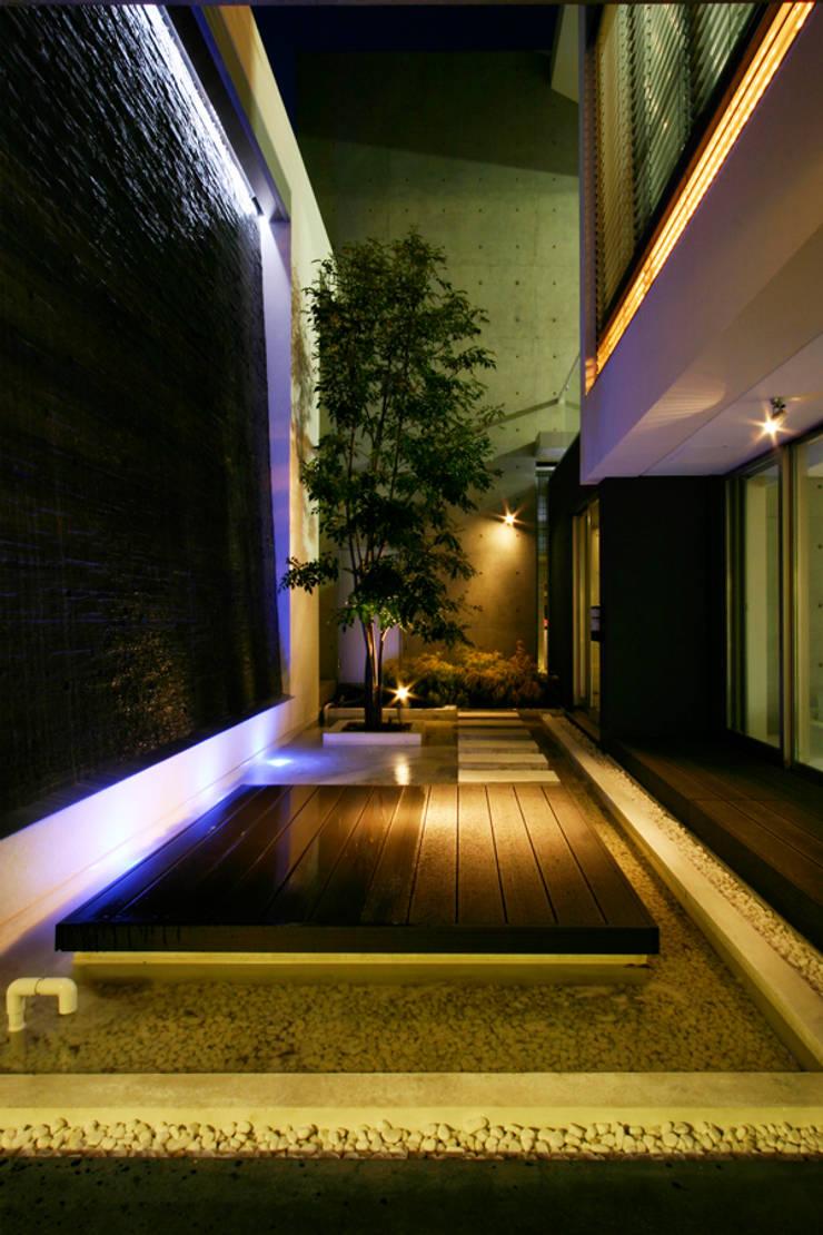 COMpartment: エスプレックス ESPREXが手掛けた庭です。