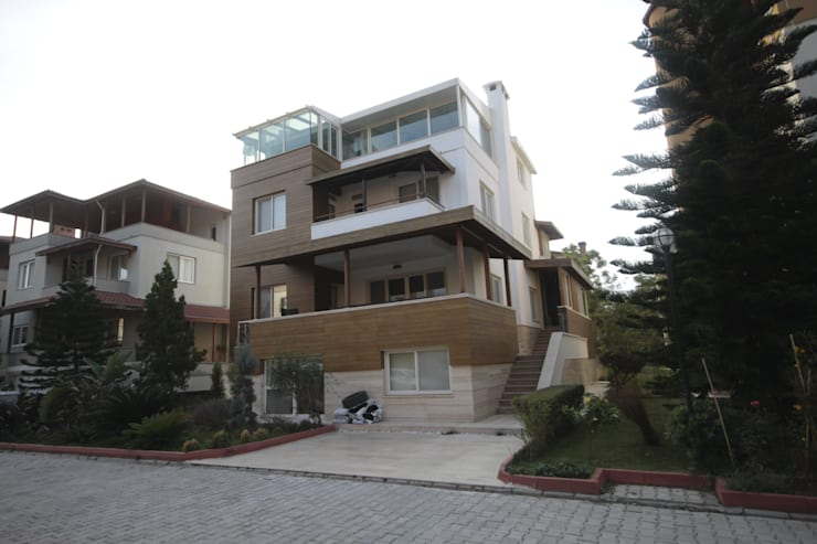 Houses by DerganÇARPAR Mimarlık