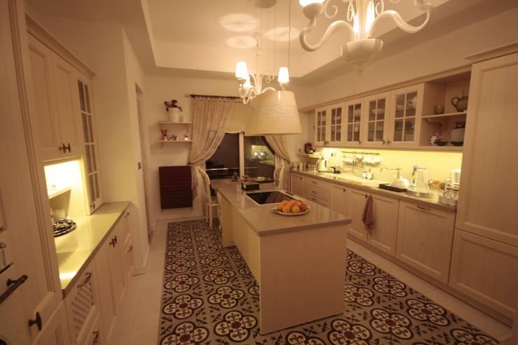 ห้องครัว by DerganÇARPAR Mimarlık