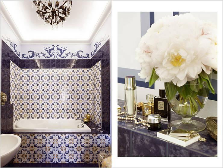 Гостевой дом _ реконструкция: Ванные комнаты в . Автор – Back2Architecture