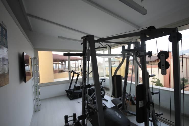 Gym by DerganÇARPAR Mimarlık