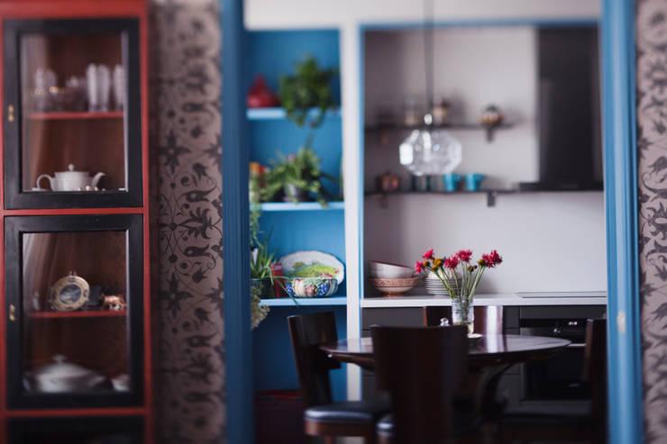 Morris под боком: Кухни в . Автор – Ekaterina Saranduk