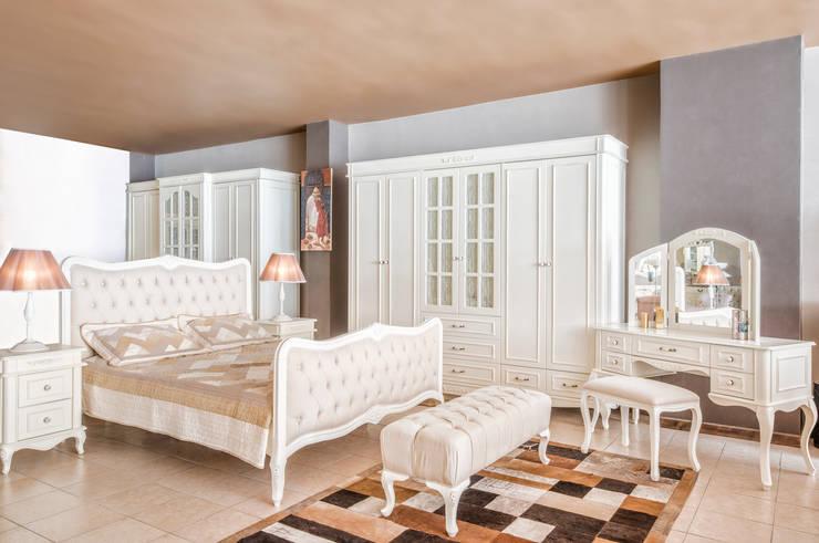 Wood Store Home – ANGEL YATAK ODASI:  tarz Yatak Odası
