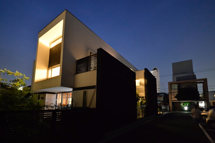 antenna house 0: ANTENNA DESIGNが手掛けた家です。