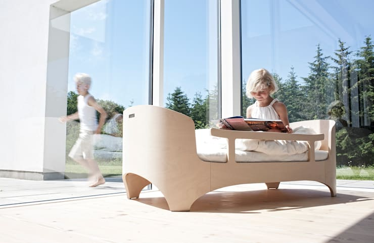 scandinavian Nursery/kid's room by Cuckooland