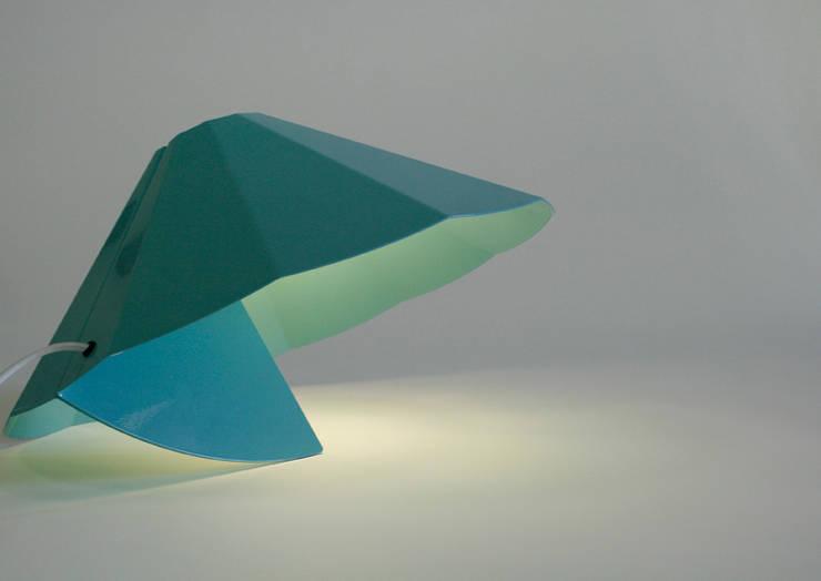 Luminaire Albert: Maison de style  par Louis Marraud des Grottes