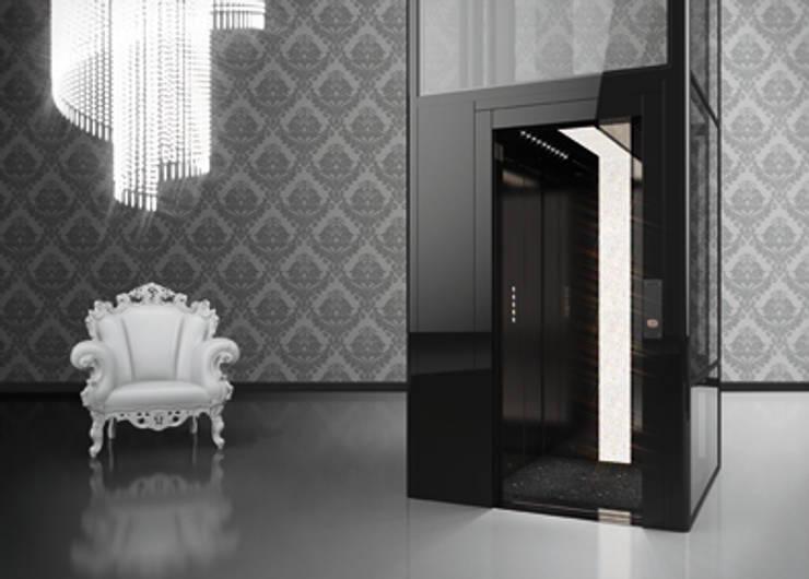 DomusLift  - Crystal Clear (2011) : Hotel in stile  di studio callocchia: architettura-design-comunicazione
