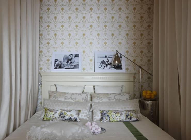 Квартира для it-girl: Спальни в . Автор – Atelier Interior