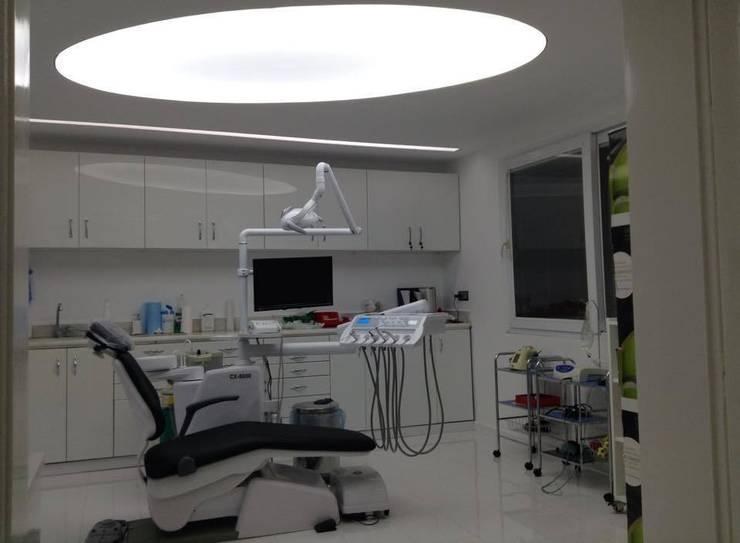 DerganÇARPAR Mimarlık  – Seküçoğlu Diş Kliniği :  tarz Klinikler