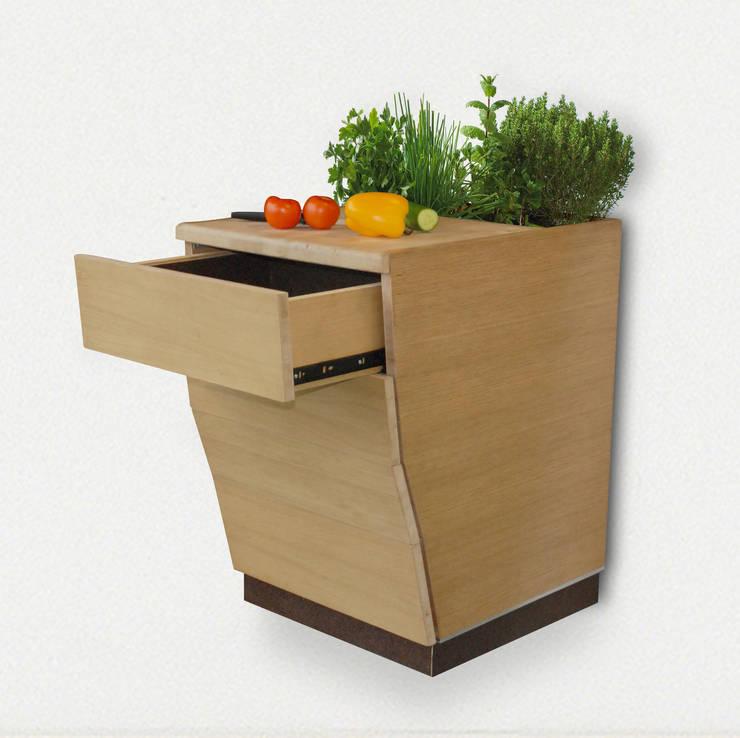 Un produit éco-conçu: Cuisine de style  par Les Gallinules